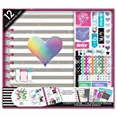 Me and My Big Ideas Happy Planner XL Box Kit Flower Pop