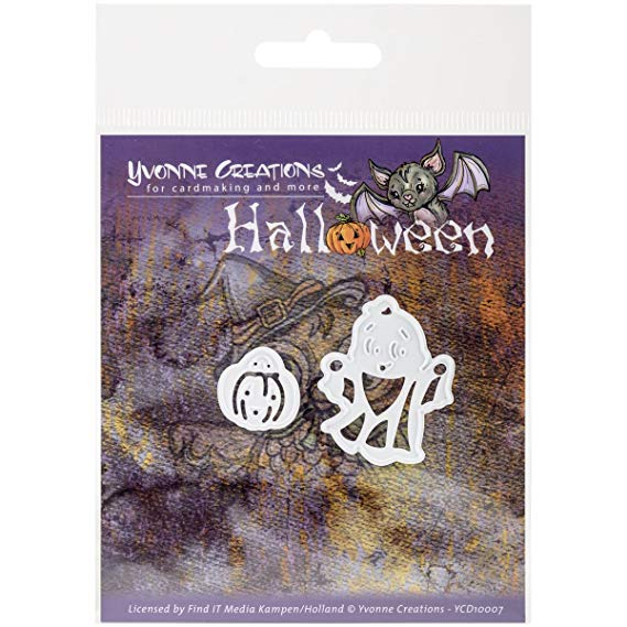 Yvonne Creations Halloween - Little Ghost Die